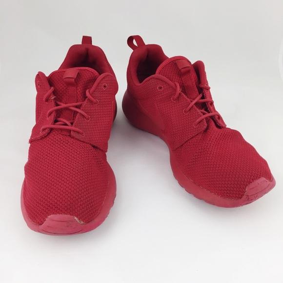 finest selection 1d8c0 67d16 Nike Roshe One Varsity Red sz 10.5